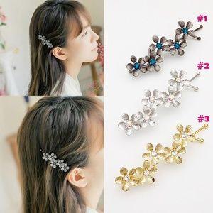 ★ 4/$15 flower hair clips